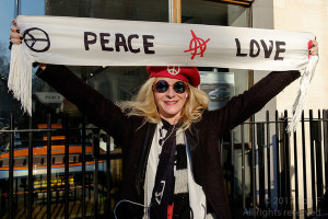 Peace-Love-protest-2017
